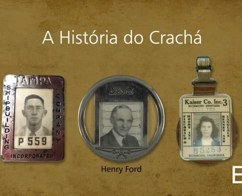 História do Crachá